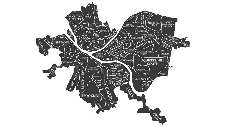 Pittsburgh's 'Neighborhood 91' Stakes Claim As Global 3D Printing Cluster